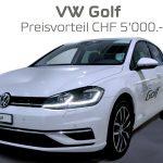 VW Golf Amag Schaffhausen