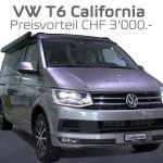 VW T6 California amag Schaffhausen