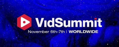 VidSummit Worldwide banner